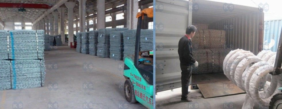 China best Gabion Mesh Machine op verkoop